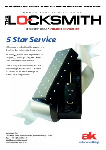 The Locksmith Sep/Oct 2013
