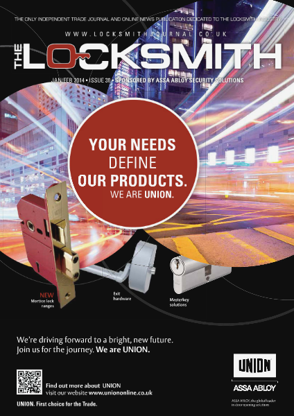 The Locksmith Jan/Feb 2014