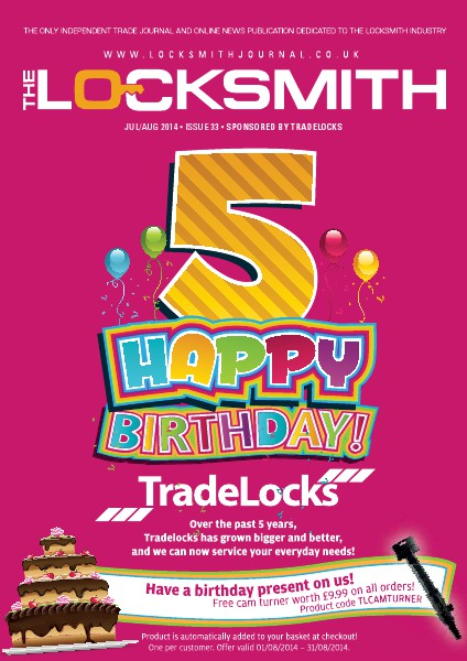 The Locksmith Jul/Aug 2014