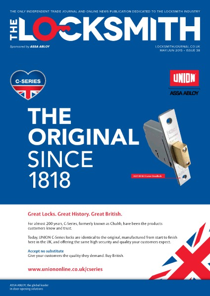 The Locksmith May/Jun 2015