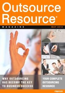 Outsource Resource Magazine