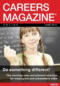 Modern Careers Magazine Careers Magazine - June 2012