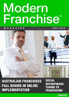 Modern Franchise Magazine