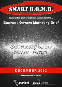 Modern Marketing Magazine December 2012