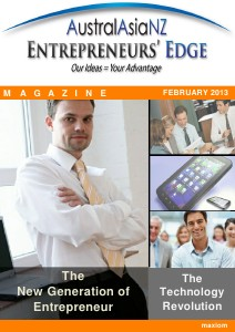 Entrepreneur's Edge February 2013