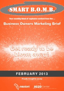 Modern Marketing Magazine February 2013