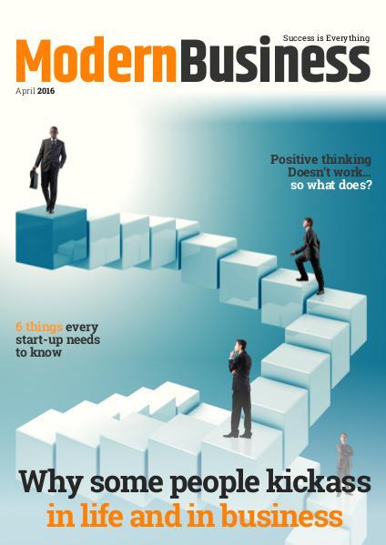 Modern Business Magazine April 2016