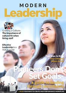 Modern Leadership Magazine