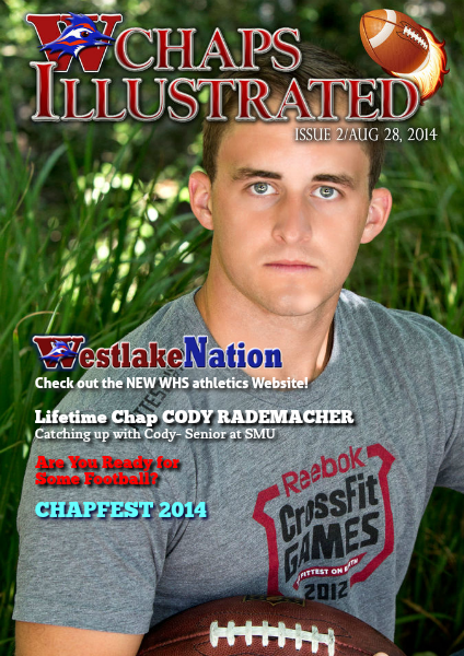CHAPS Illustrated Issue 2 Aug 28
