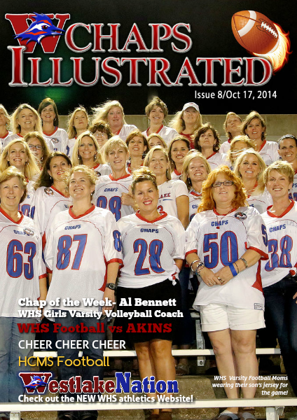 CHAPS Illustrated Issue 8 Oct 17