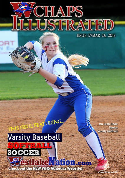 CHAPS Illustrated ISSUE 17 March 26, 2015