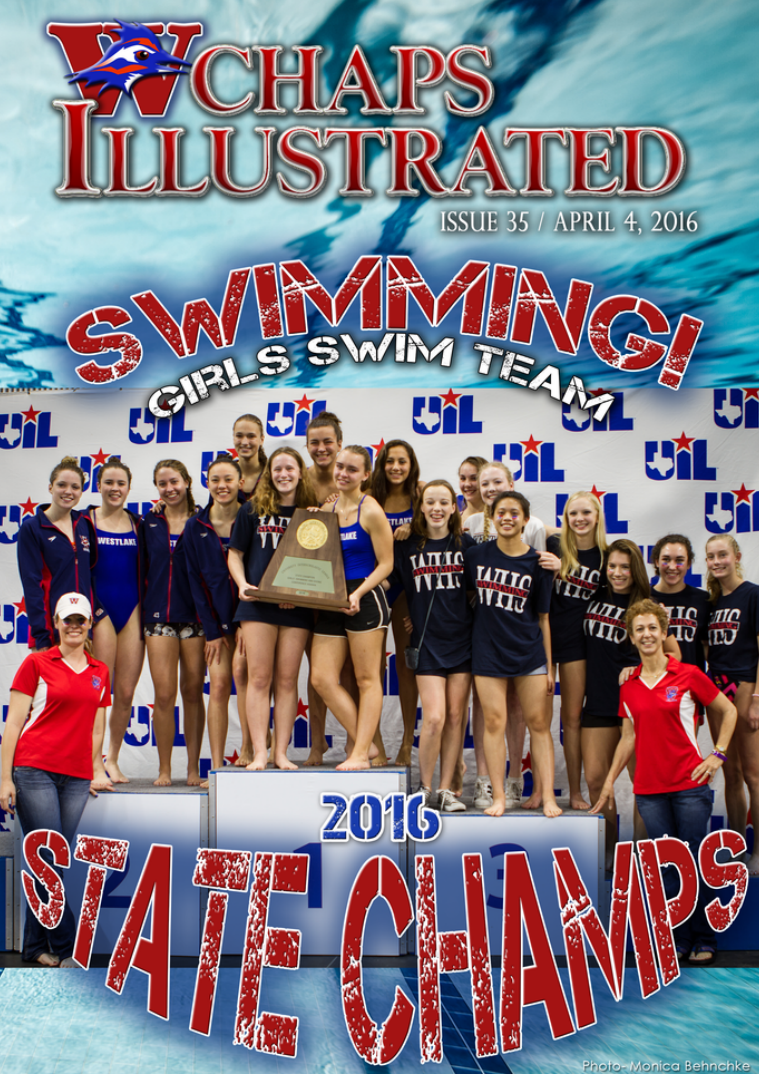 CHAPS Illustrated ISSUE 35, APRIL 4, 2016