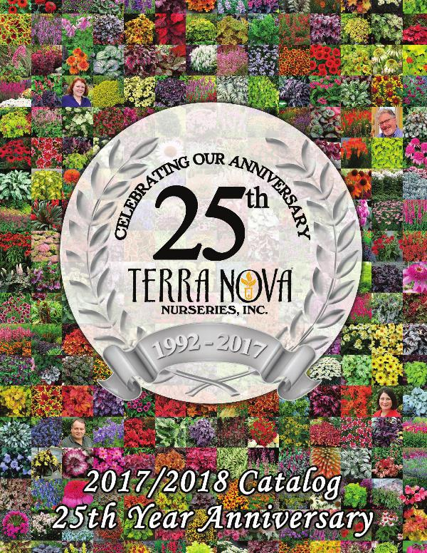 TERRA NOVA® Nurseries, Inc. 2017/2018 Catalog
