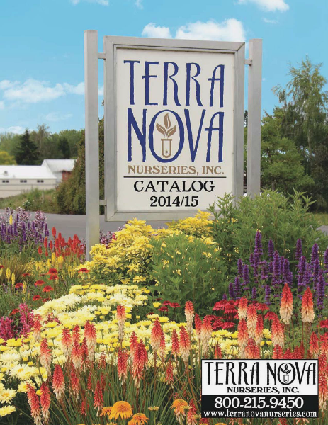 TERRA NOVA® Nurseries, Inc. 2014/2015 Catalog