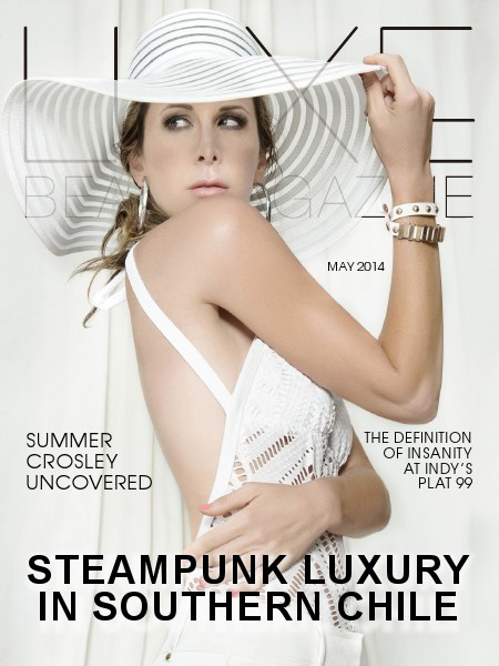 Luxe Beat Magazine May 2014