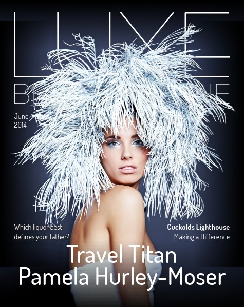 Luxe Beat Magazine JUNE 2014