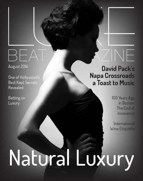 Luxe Beat Magazine AUGUST 2014