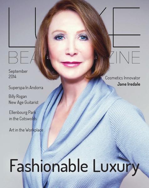 Luxe Beat Magazine SEPTEMBER 2014