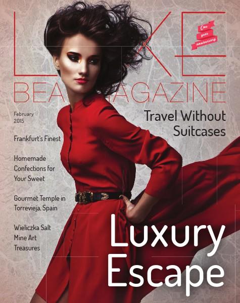 Luxe Beat Magazine FEBRUARY 2015