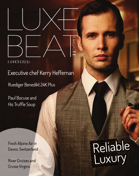 Luxe Beat Magazine MARCH 2015