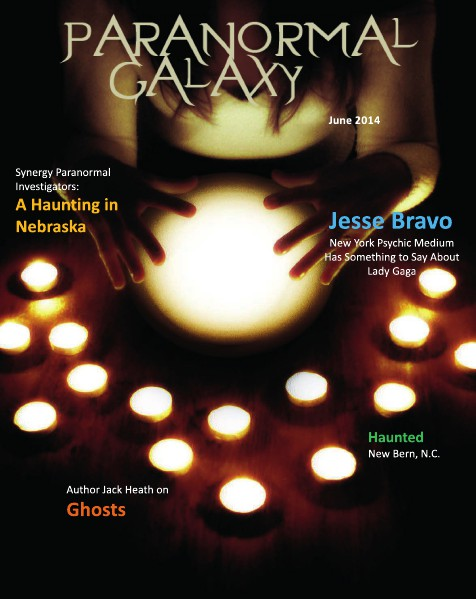 Paranormal Galaxy Magazine JUNE 2014