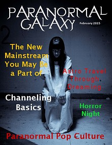 Paranormal Galaxy Magazine