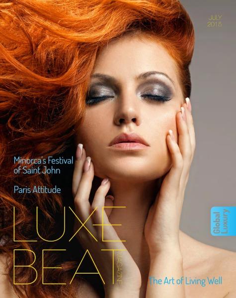 Luxe Beat Magazine JULY 2015