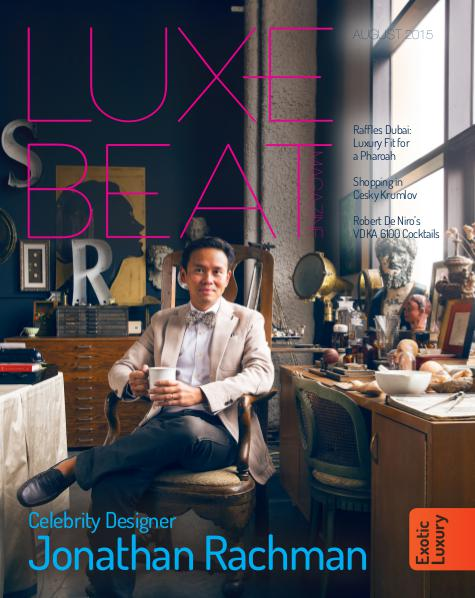 Luxe Beat Magazine AUGUST 2015