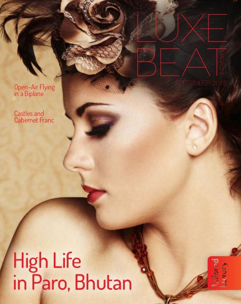 Luxe Beat Magazine September 2015