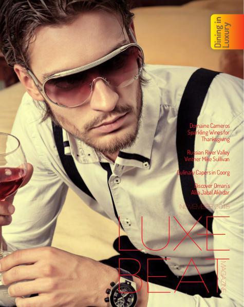 Luxe Beat Magazine NOVEMBER 2015