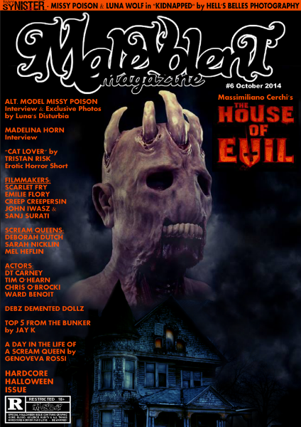 Malevolent Magazine #6 October 2014