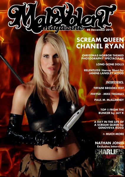Malevolent Magazine #8 December 2014