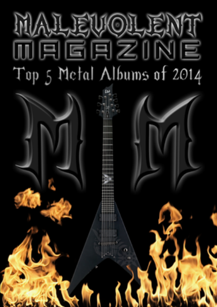 Malevolent Magazine: Top Metal Albums 2014 Extreme Metal
