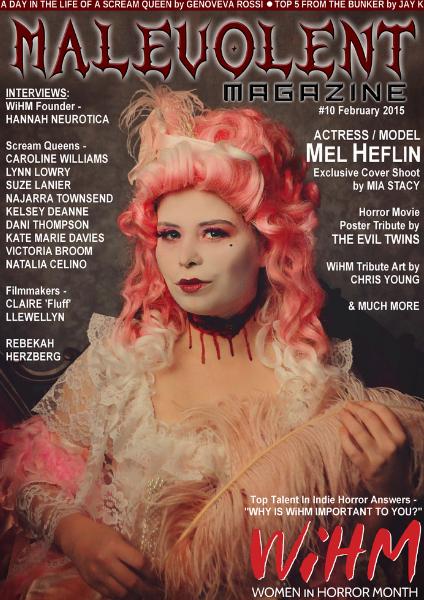 Malevolent Magazine #10 February 2015