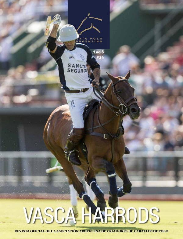 Revista Raza Polo Argentino 26