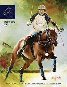 Anuario Raza Polo Argentino