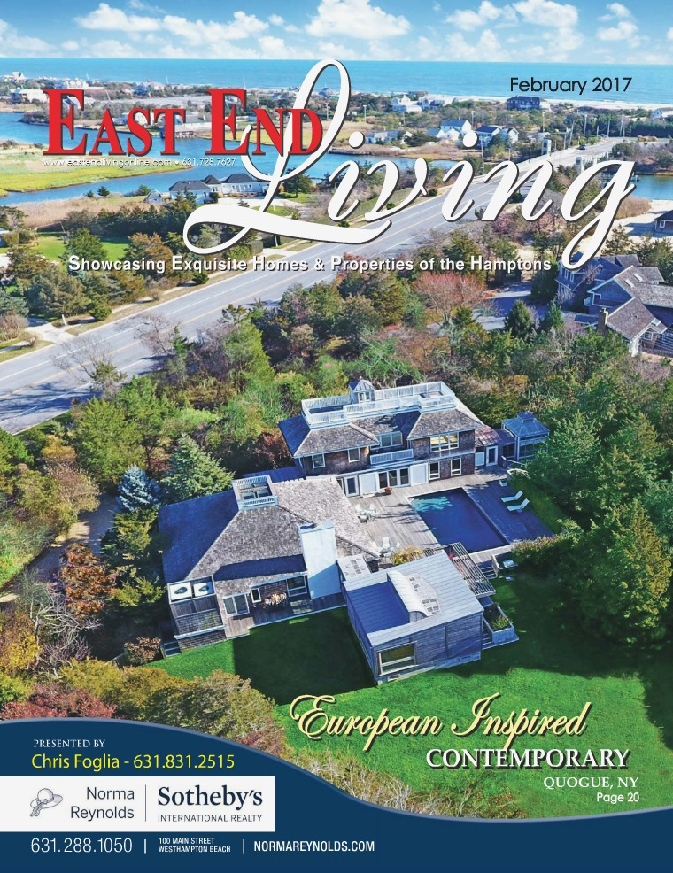 East End Living FEBRUARY 2017