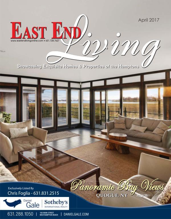 East End Living APRIL 2017