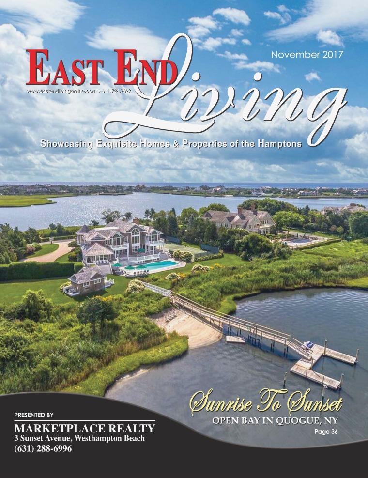 East End Living NOVEMBER 2017