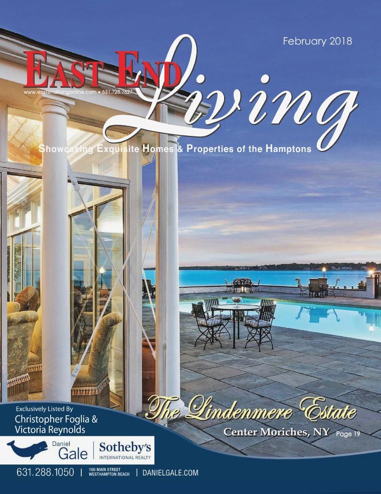 East End Living FEBRUARY 2018