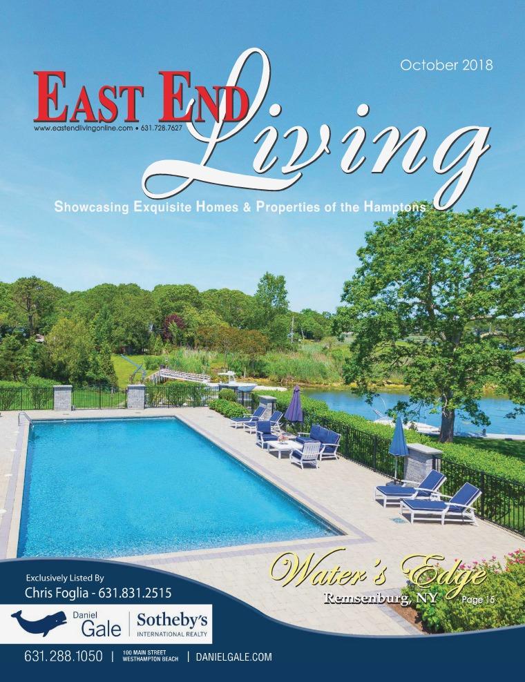 East End Living OCTOBER 2018