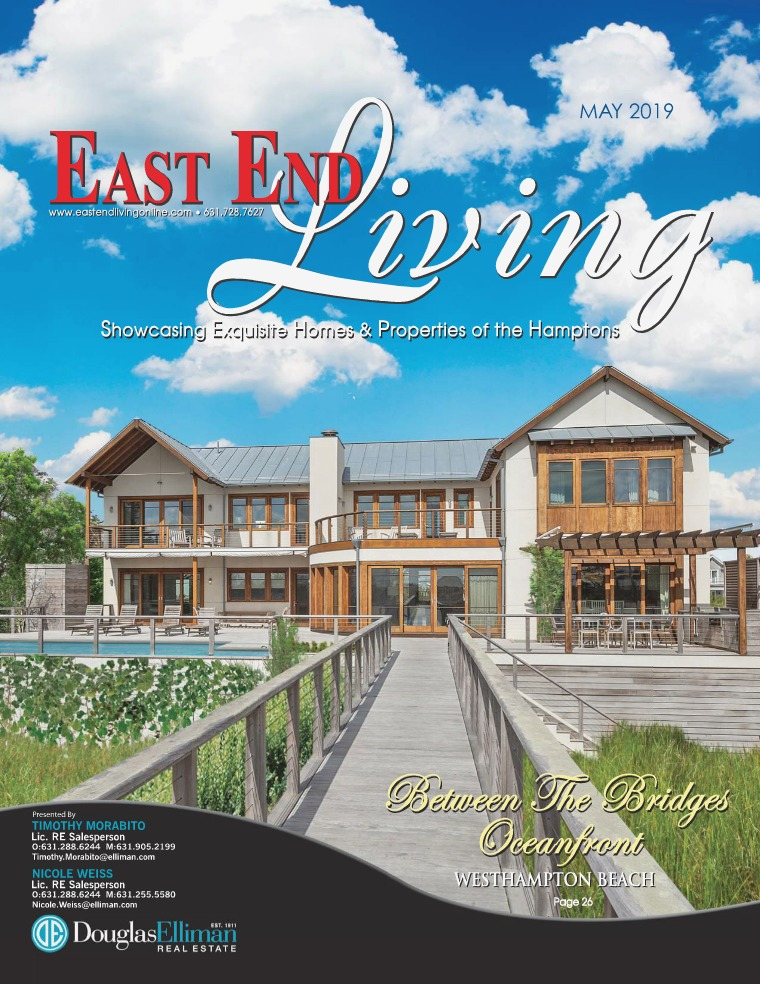 East End Living MAY 2019