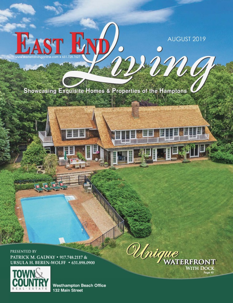 East End Living AUGUST 2019