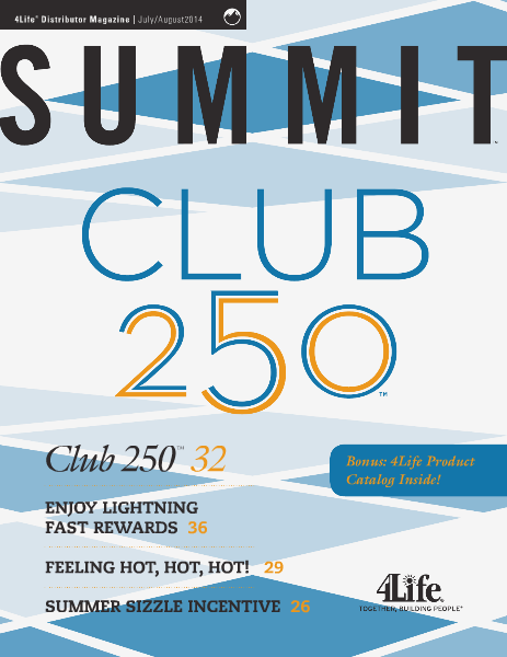 US Summit - July/ August 2014 - English