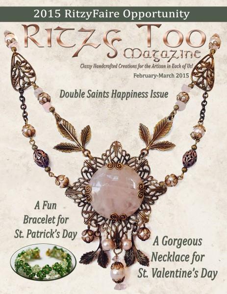 RitzyToo! February-March 2015