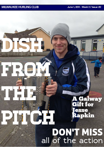 MHC Dish From the Pitch 2014 Week 2