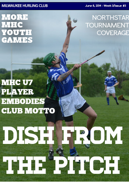 MHC Dish From the Pitch 2014 Week 3