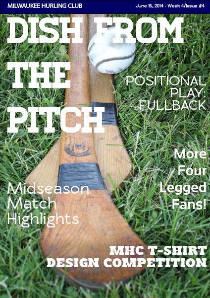 MHC Dish From the Pitch 2014 Week 4