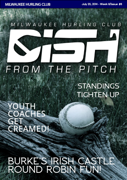 MHC Dish From the Pitch 2014 Week 8