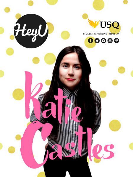 HeyU Issue 34 - 5 August 2015